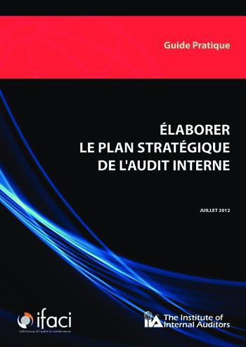 Elaborer le plan stratégique de l'audit interne page 1