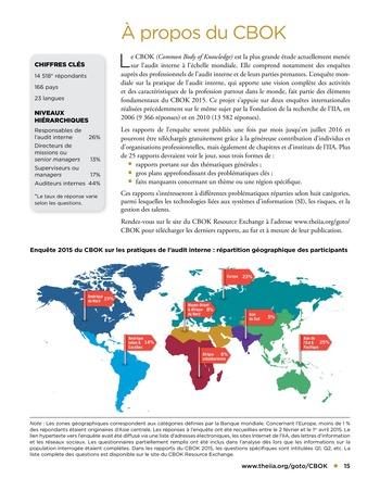 Top 7 des compétences recherchées par les responsables de l'audit interne page 15