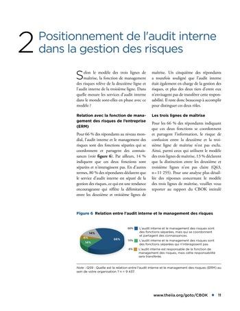 Qui endosse les risques? page 11