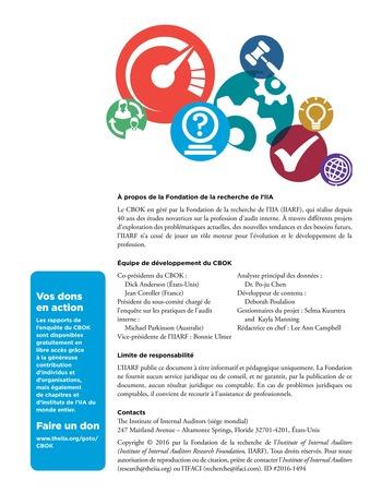 Solutions d'excellence pour motiver les auditeurs internes page 36