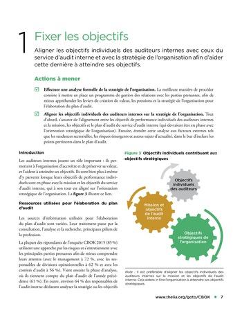 Solutions d'excellence pour motiver les auditeurs internes page 7