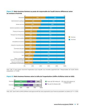 Les femmes et l'audit interne page 17