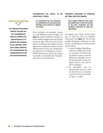 Orienter son parcours professionnel page 14