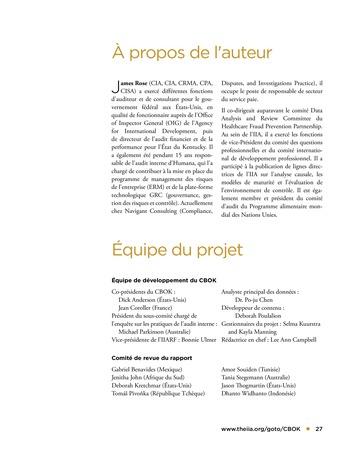 Orienter son parcours professionnel page 27
