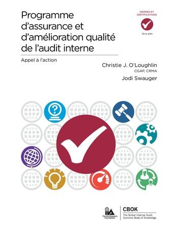 Programme d'assurance et d'amélioration qualité de l'audit interne page 1