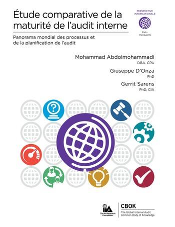 Etude comparative de la maturité de l'audit interne page 1