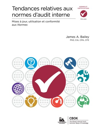 Tendances relatives aux normes d'audit interne page 1