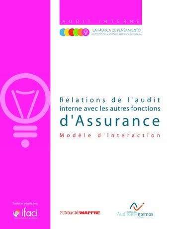 Les relations de l'Audit Interne avec les autres fonctions d'assurance - IIA Spain page 1