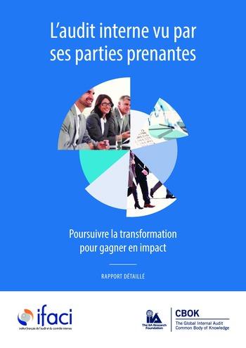 L'audit interne vu par ses parties prenantes - Rapport détaillé page 1