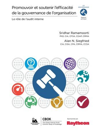 Promouvoir et soutenir l'efficacité de la gouvernance de l'organisation page 1