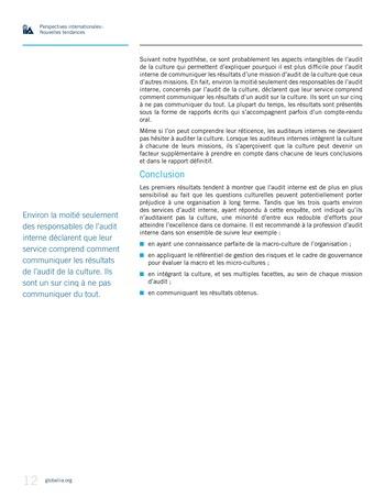 Perspectives Internationales - Nouvelles tendances page 12