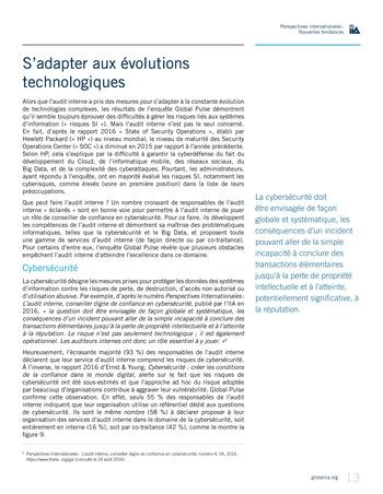 Perspectives Internationales - Nouvelles tendances page 13