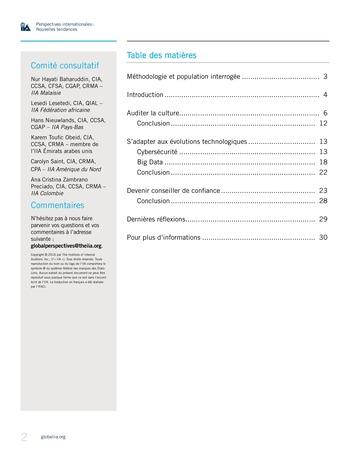 Perspectives Internationales - Nouvelles tendances page 2