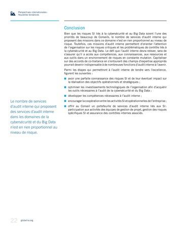 Perspectives Internationales - Nouvelles tendances page 22