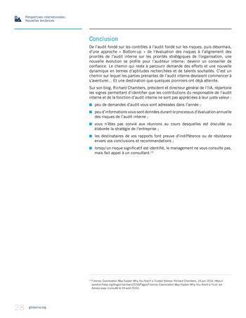 Perspectives Internationales - Nouvelles tendances page 28