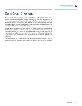 Perspectives Internationales - Nouvelles tendances page 29