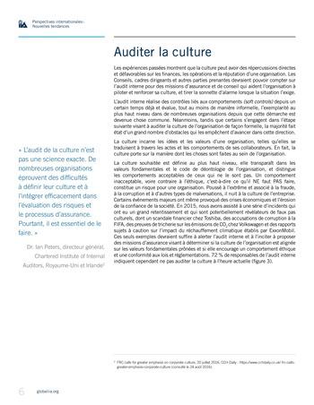 Perspectives Internationales - Nouvelles tendances page 6