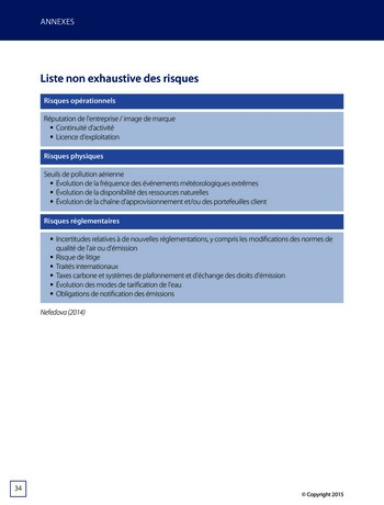 Améliorer le reporting intégré - La valeur ajoutée de l'audit interne page 40