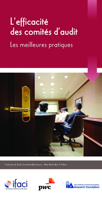 L'efficacité des comités d'audit : les meilleures pratiques page 1