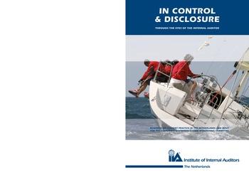 Dispositifs de contrôle et de communication externe : point de vue de l'auditeur interne / IIA Netherlands page 1