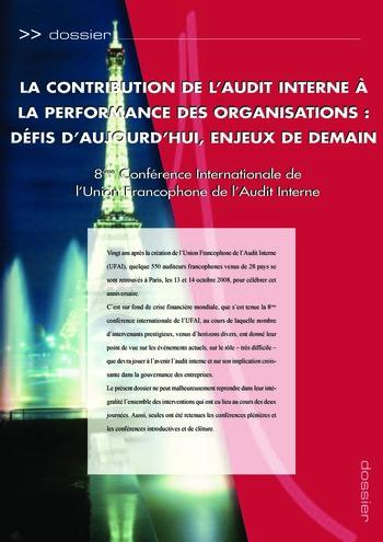 Conférence francophone UFAI 2008 - Plénière page 1