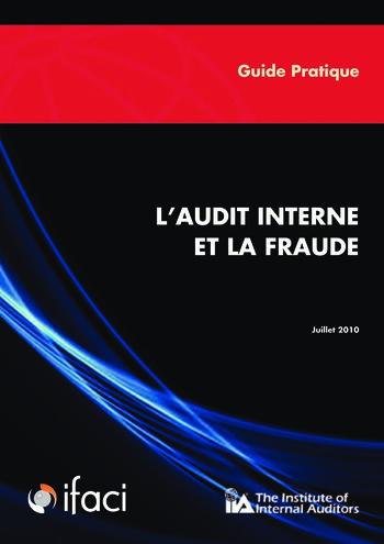 L'audit interne et la fraude page 1