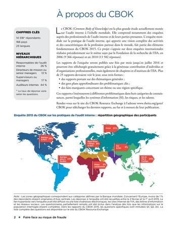 Faire face au risque de fraude page 2