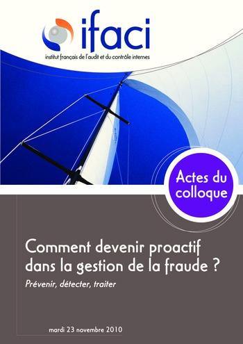 Comment devenir proactif dans la gestion de la fraude ? page 1