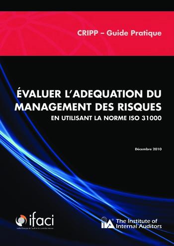 Evaluer l'adéquation du management des risques en utilisant la norme ISO 31000 page 1