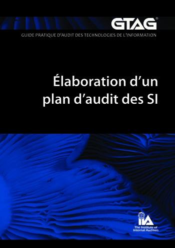 Elaboration d'un plan d'audit des SI page 1