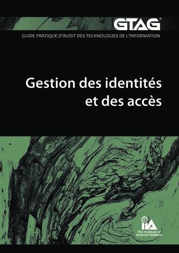 Gestion des identités et des accès page 1