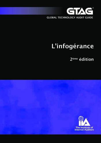 L'infogérance (2e éd.) page 1