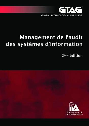 Management de l'audit des systèmes d'information (2e éd.) page 1