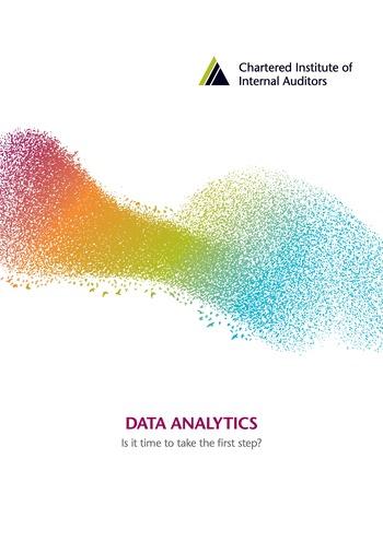 Analyse des données: Prêt à faire le premier pas? / IIA UK page 1