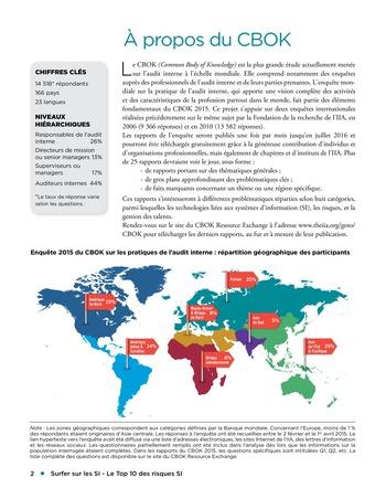 Surfer sur les SI - Le Top 10 des risques SI page 2