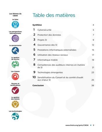 Surfer sur les SI - Le Top 10 des risques SI page 3