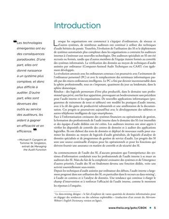 Garder une longueur d'avance page 5