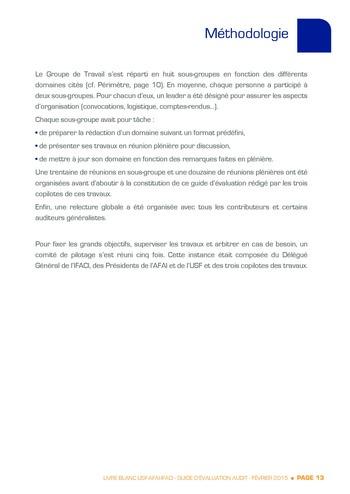 Guide d'évaluation d'un système SAP pour l'audit interne / AFAI, IFACI, USF page 14