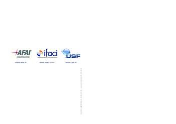 Guide d'évaluation d'un système SAP pour l'audit interne / AFAI, IFACI, USF page 167