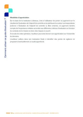 Guide d'évaluation d'un système SAP pour l'audit interne / AFAI, IFACI, USF page 19