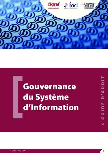 Gouvernance du système d'information page 1