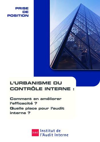 Prise de position - Urbanisme du contrôle interne page 1