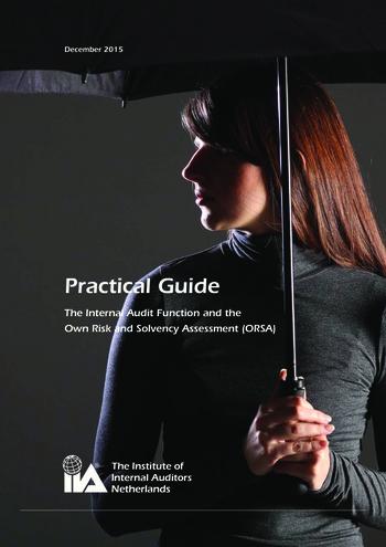 L'audit interne et l'ORSA (Own Risk and Solvency Assessment) - Guide pratique / IIA Netherlands page 1