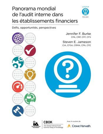 Panorama de l'audit interne dans les établissements financiers page 1