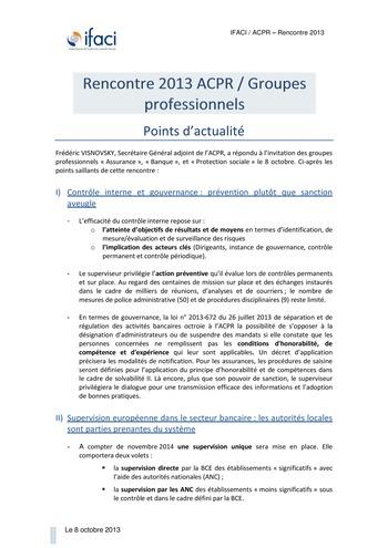 Rencontre ACPR 2013 - Actes page 1