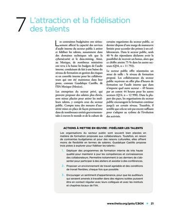 L'audit dans le secteur public page 21