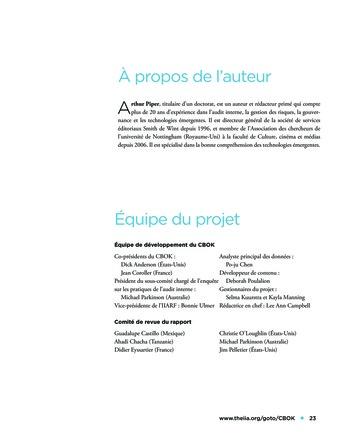 L'audit dans le secteur public page 23