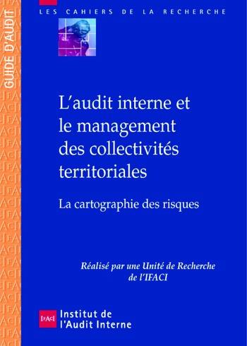 L'audit interne et le management des collectivités territoriales : la cartographie des risques page 1
