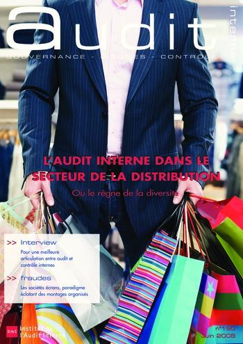 N°190 - juin 2008 L'audit interne dans le secteur de la distribution page 1