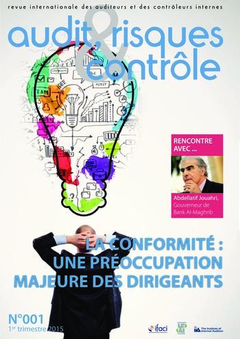 N°001 - avr 2015 La conformité : une préoccupation majeure des dirigeants page 1